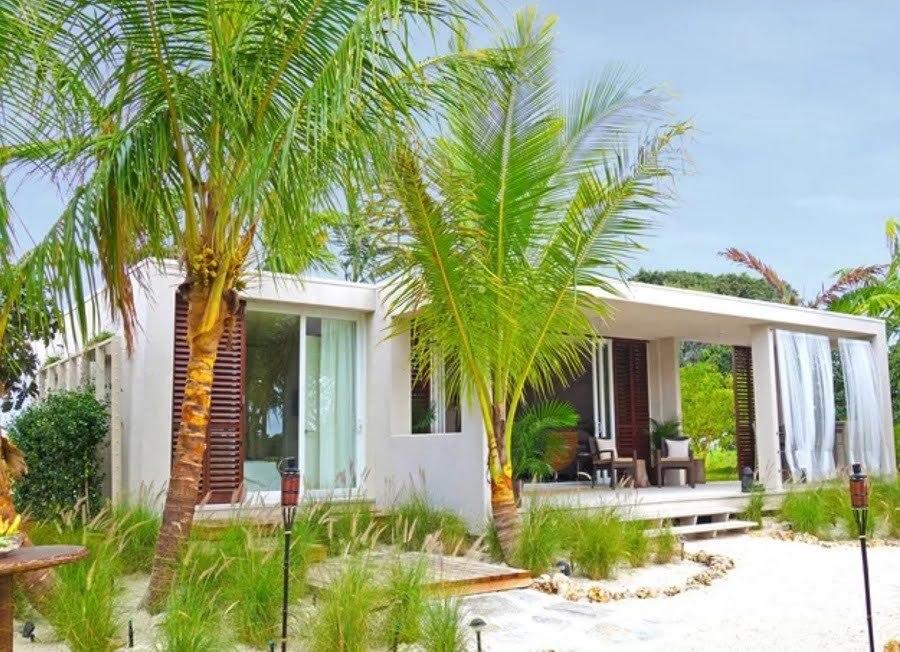 prefab beach house