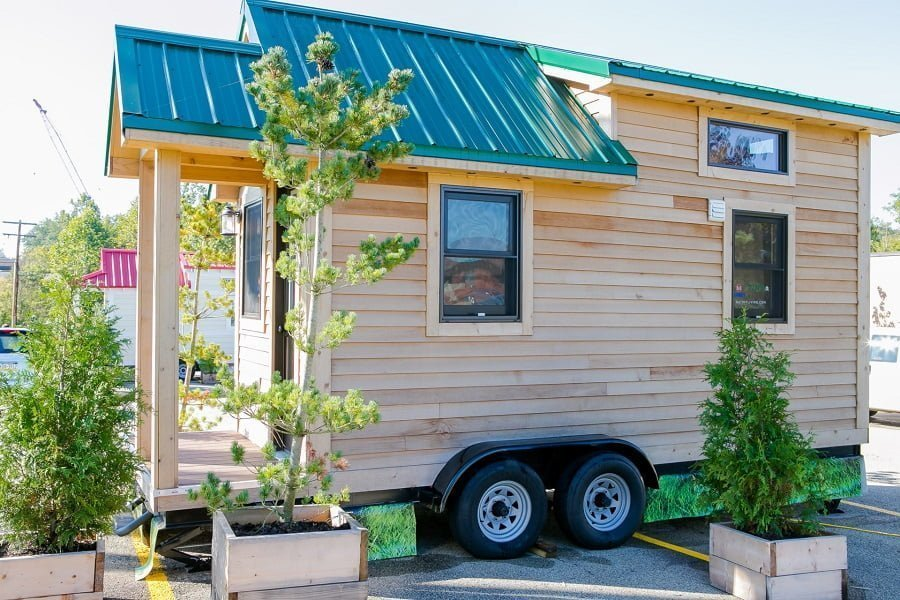 prefab tiny house kit