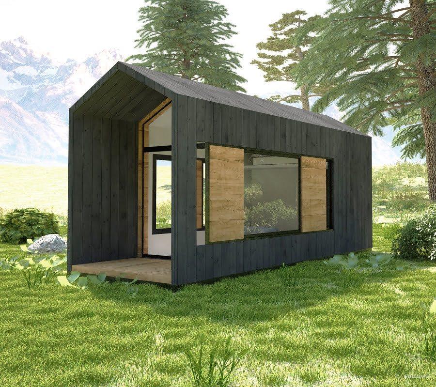 prefab tiny house