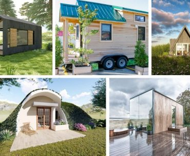prefab tiny houses