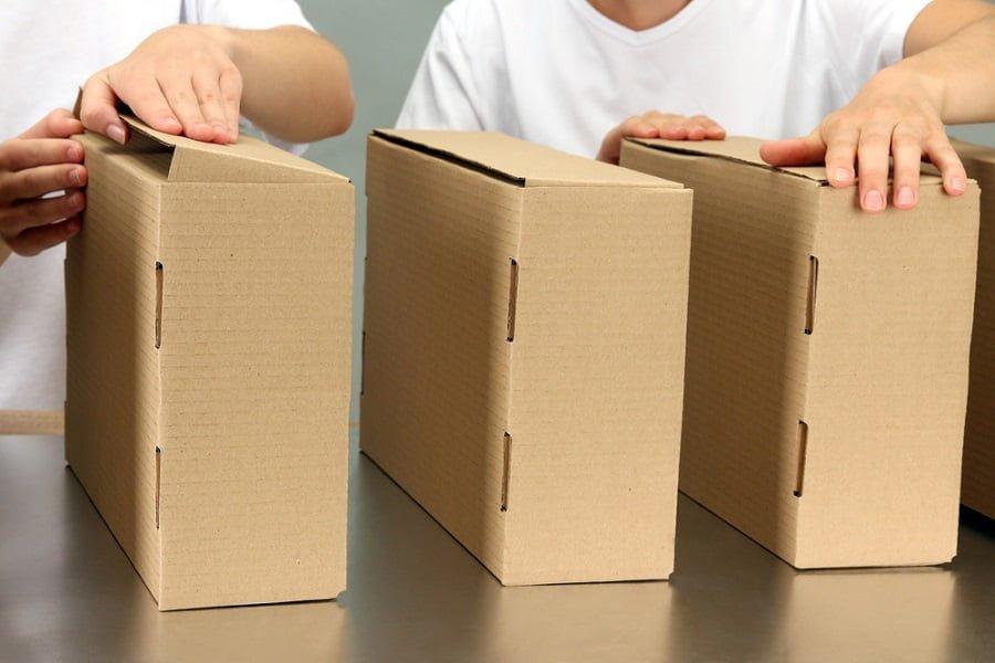 cardboard box manufacture