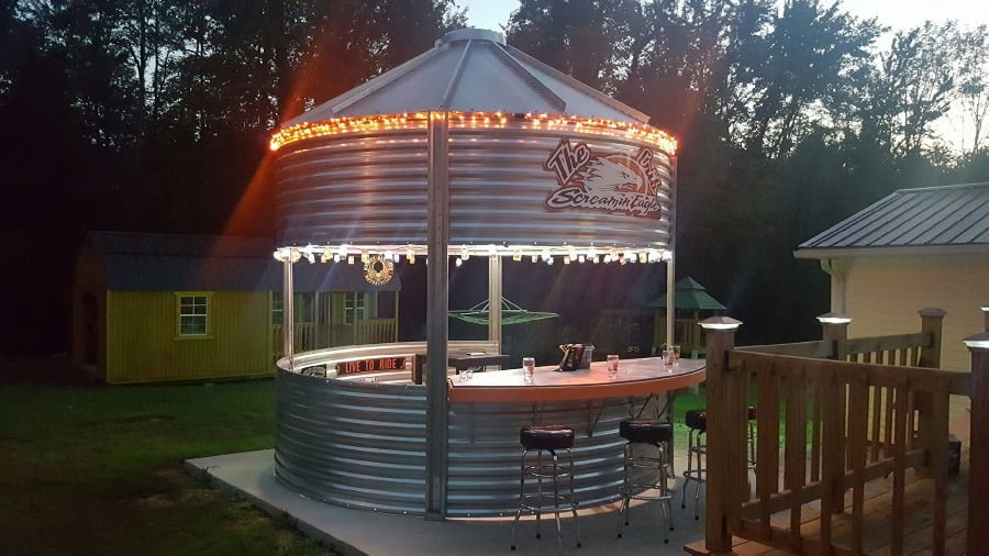 Grain Bin House Ideas How To Build One