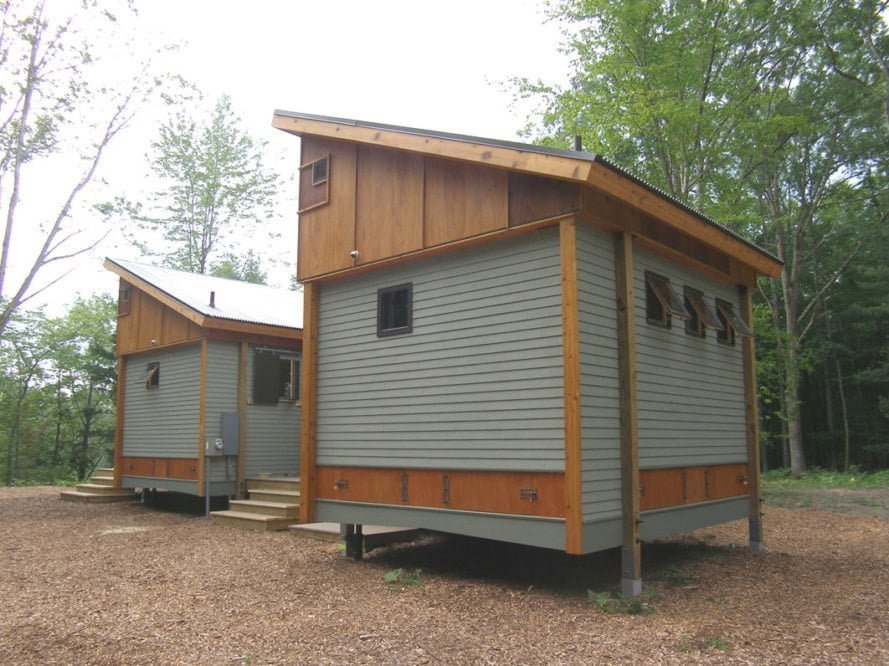 prefab cottage