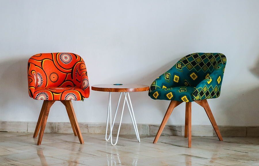 recycled chair designs