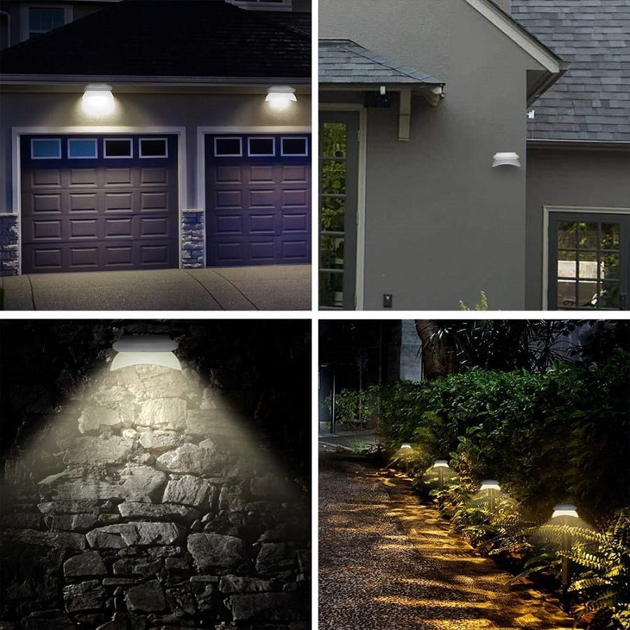 solar patio lights