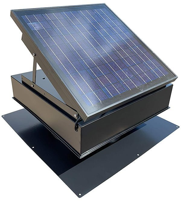 Remington Solar Attic Fan
