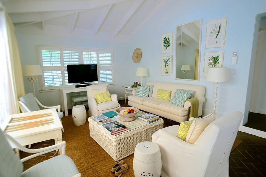 Living room for small spaces