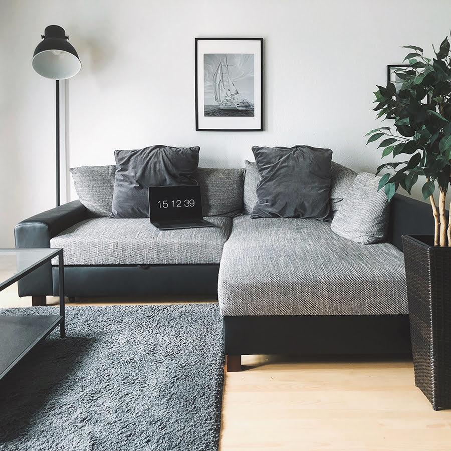 Tiny sectional sofa