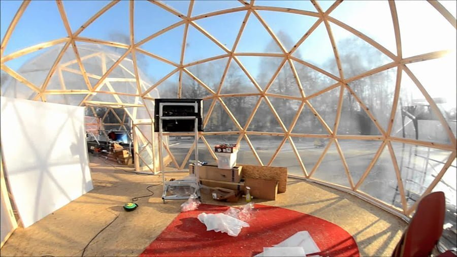 Geodesic home cost