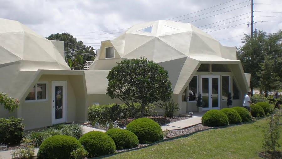 Geodesic home kit