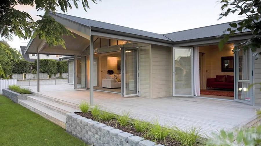 Modular home additions