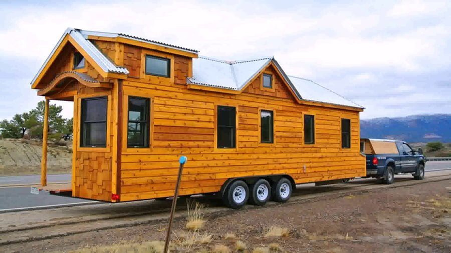 Tiny house trailer manufacturers