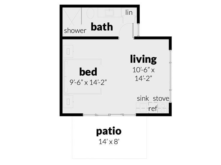 15 Smart Tiny House Loft Ideas