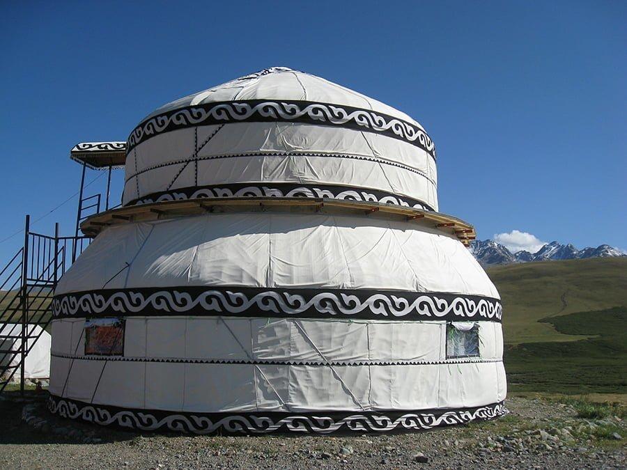 Canvas Yurt