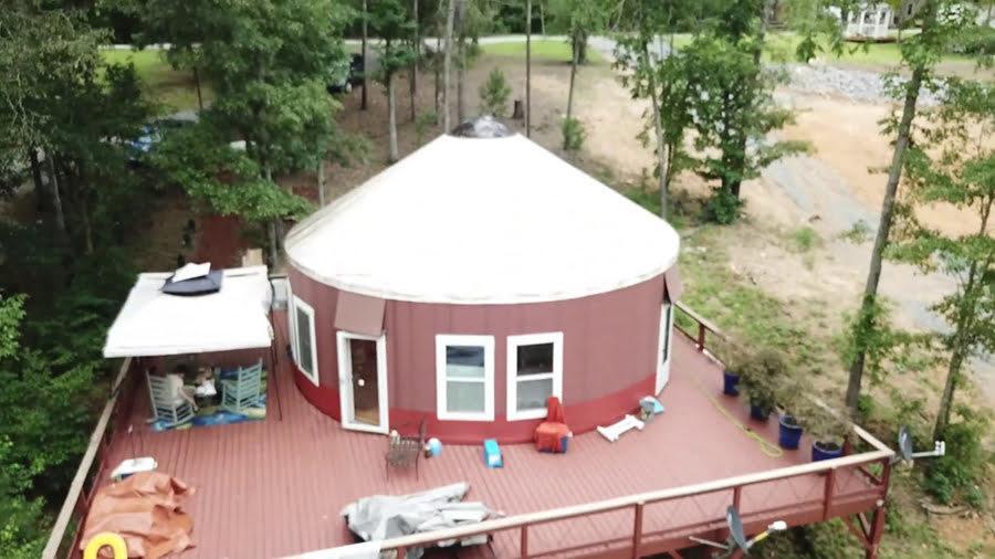 Permanent Yurt Homes