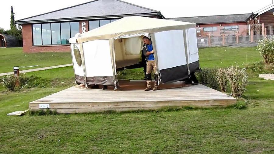 Portable Yurt