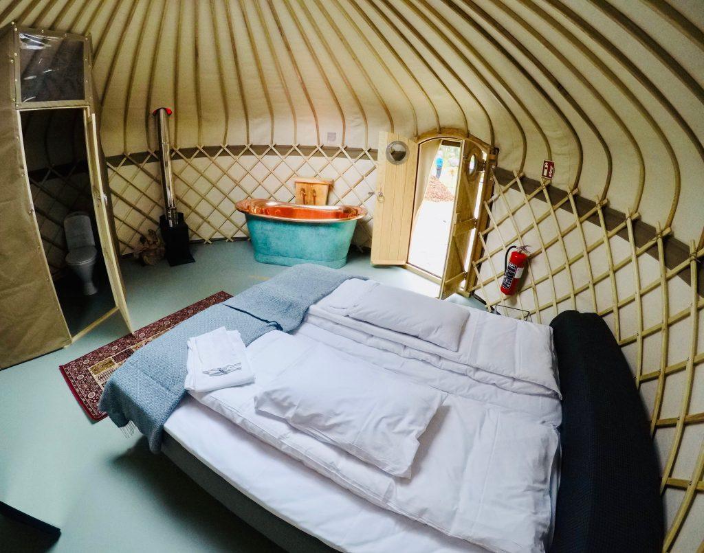 Yurt Rooms