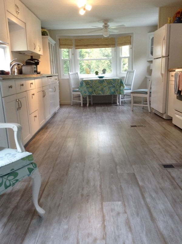 mobile home flooring