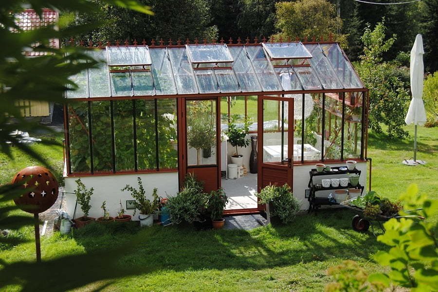 greenhouse visual appeal