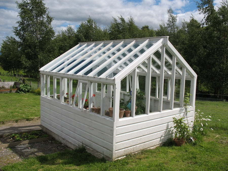 6 Reasons Why You Should Build a Wooden Greenhouse in Your ...