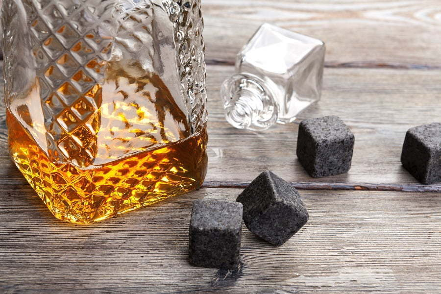 reusable ice cube stones