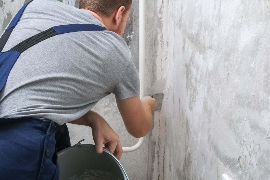 wall repairs