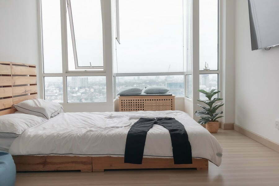 reusable bed
